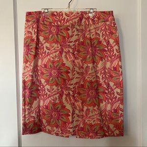 Vintage Jaclyn Smith Pencil Skirt, Size 6